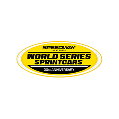 world series sprintcars logo