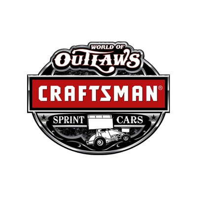 world of outlaws sprint cars logo