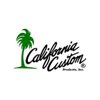 california custom logo