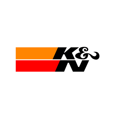 k and n filters logo