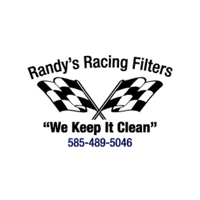 randys racing filters logo