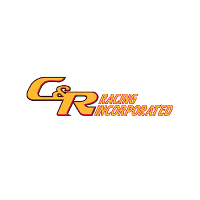 c and r racing logo