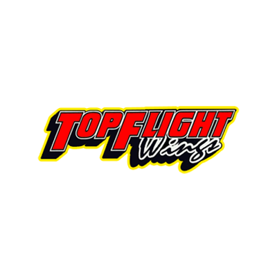 topflight wings logo