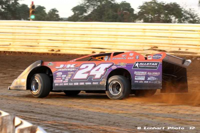 Bubba Raceway Park >> DIRT LATE MODEL: Eckert Hoping History Repeats Itself During This Weekend's Bubba Army Late ...