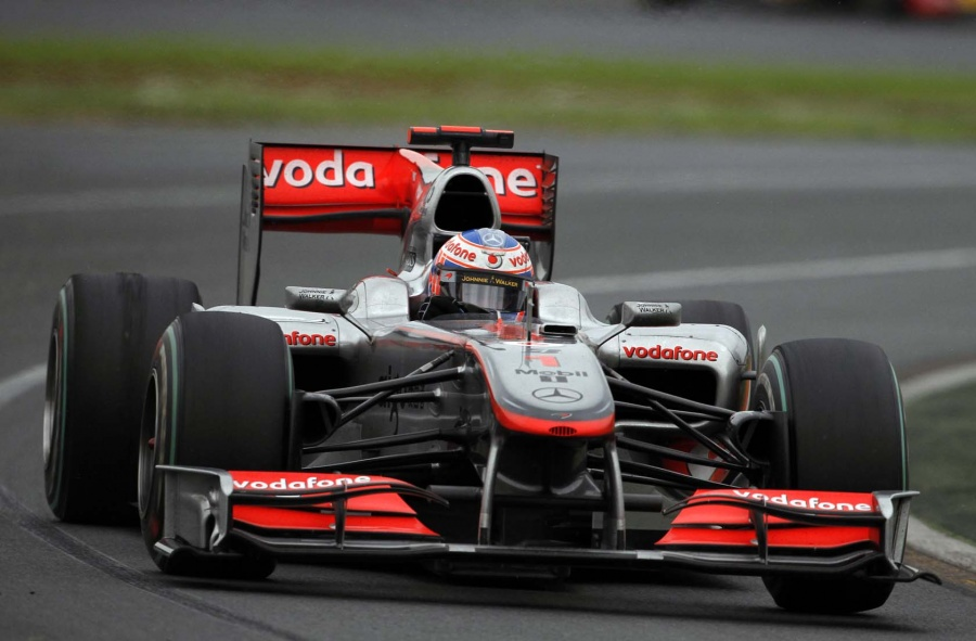 Jenson Button ( Richest Racing Drivers )