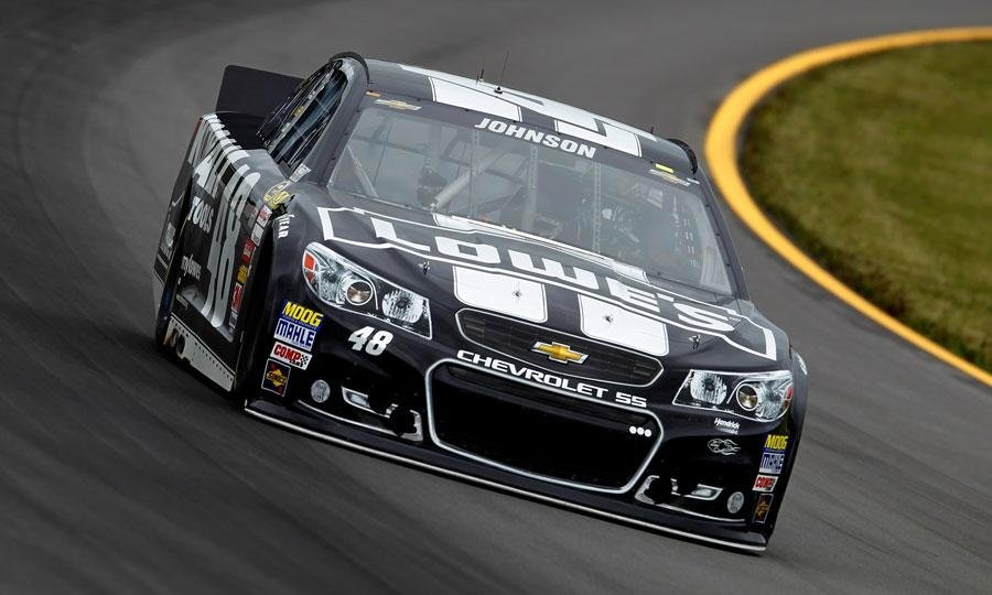 Jimmie Johnson ( Richest Racing Drivers )