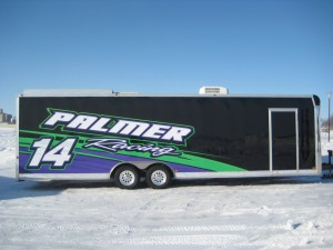 Sybesma Graphics Enclosed Trailer Graphics P