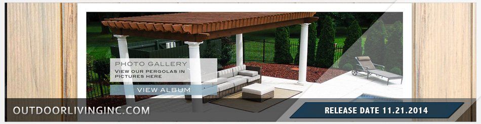ENAHS Web Design Outdoor Living Inc Website Design
